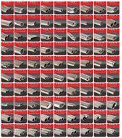 FRIEDRICH MOTORSPORT Duplex Sportauspuff Mazda 3 (BK) Schrägheck Bj. 2003-2009  - Endrohrvariante frei wählbar