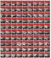 FRIEDRICH MOTORSPORT Duplex Komplettanlage 3 Zoll (76mm) Mazda 6 MPS Limousine Bj. 11/2005-02/2008 - Endrohrvariante frei wählbar
