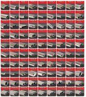 FRIEDRICH MOTORSPORT 3 Zoll (76mm) Komplettanlage mittig Mini R53 Cooper S Bj. 2001-2004 - Endrohrvariante frei wählbar