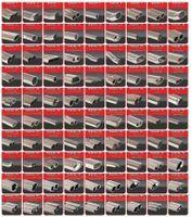 FRIEDRICH MOTORSPORT Komplettanlage Gruppe A Mini R52 Cooper S Cabrio Bj. 2004-2006 1.6l Kompressor 125kW / JCW 155/160kW - Endrohrvariante frei wählbar