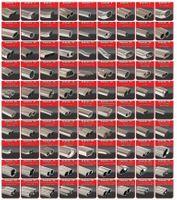 FRIEDRICH MOTORSPORT Duplex Sportauspuff Mitsubishi Colt CZC Cabrio ab Bj. 2006 - Endrohrvariante frei wählbar