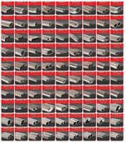 FRIEDRICH MOTORSPORT Duplex Sportauspuff 70mm Toyota GT86 Coupe ab Bj. 09/2012 - Endrohrvariante frei wählbar