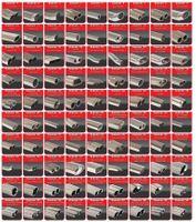 FRIEDRICH MOTORSPORT Komplettanlage Gruppe A Seat Ibiza 6L FR & Cupra Bj. 2002-2008 Schrägheck - Endrohrvariante frei wählbar