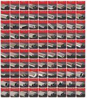 FRIEDRICH MOTORSPORT Komplettanlage Gruppe A VW Bora Limousine & Variant (Frontantrieb) 1.9l TDI Bj. 98-2004 - Endrohrvariante frei wählbar