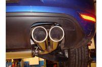 FOX Duplex Sportauspuff VW Eos 1F Facelift 1.4l TSI 90/118kW - 2x80 Typ 16 rechts/links Bild 5