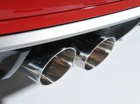 MILLTEK PERFORMANCE Komplettanlage Audi RS3 (8P) Quattro - Endrohrvariante Twin 90mm GT Bild 3