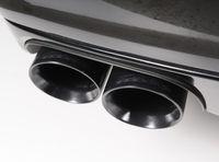 MILLTEK PERFORMANCE Duplex Komplettanlage ab Katalysator Porsche Panamera 4.8 Turbo S - Endrohrvariante Quad 100mm GT100 Bild 2