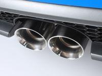 MILLTEK PERFORMANCE Komplettanlage ab Kat. Audi A1 8X 1.4l TFSI S tronic - Endrohrvariante GT80 Bild 4