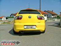MILLTEK PERFORMANCE Komplettanlage ab Kat. Seat Leon 1M 1.8 T Cubra R - Endrohrvariante Special 118