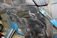 FOX Sidepipe Sportauspuff Komplettanlage VW T4 2.5l TDI 11kW Ausgang Fahrerseite - 2x106x71 Typ 38 Bild 5