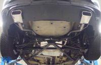 FOX Duplex Sportauspuff  Halbanlage Opel Cascada 2.0 CDTI - 145x65 Typ 59 rechts/links Bild 5