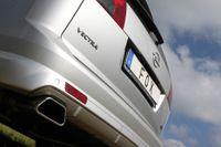 FOX Duplex Sportauspuff Komplettanlage Opel Vectra C OPC Caravan 2.8l 206kW - 142x78 Typ 61 rechts/links Bild 2