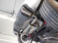 FOX Duplex Sportauspuff Fiat 500 Abarth 1.4l 99kW - 1x100 Typ 25 rechts/links Bild 4