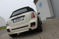FOX Sportauspuff Mini One R57 / Cabrio 1.6l 72kW - 1x100 Typ 25 Bild 6
