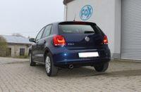 FOX Sportauspuff VW Polo 6R - 88x74 Typ 32 Bild 3
