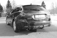 FOX Duplex Sportauspuff Mazda 6 Kombi Typ GJ - 115x85 Typ 38 rechts/links Bild 2