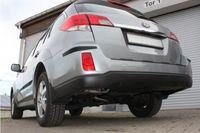 FOX Sportauspuff Subaru Legacy Kombi 2.5l 123kW - 1x63 Typ 26 Bild 4