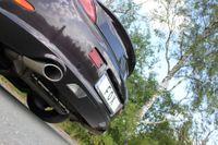 FOX Duplex Sportauspuff Lexus SC430 4.3l 210kW - 115x85 Typ 38 rechts/links Bild 7