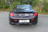 FOX Duplex Sportauspuff Lexus SC430 4.3l 210kW - 115x85 Typ 38 rechts/links Bild 3