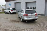 FOX Duplex Sportauspuff VW Passat 3C 2.0l 110kW - 1x100 Typ 17 rechts/links Bild 2