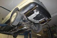 FOX Duplex Sportauspuff Komplettanlage VW Passat 3C 2.0l 110kW - 1x100 Typ 17 rechts/links Bild 4