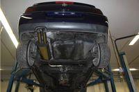 FOX Sportauspuff VW Golf 4 Cabriolet - 2x63 Typ 28 Bild 5