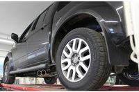 FOX Sportauspuff Sidepipe Nissan Navara D40 2.5l dCi 106/126/128/140kW Ausgang rechts und links am Fahrzeug - 2x90 Typ 16 rechts/links Bild 5