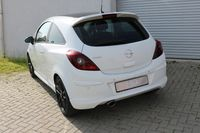 FOX Sportauspuff Opel Corsa D - Sportheck und OPC Line Endschalldämpfer - 115x85 Typ 32 Bild 7