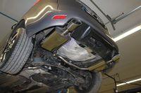FOX Duplex Sportauspuff Ford S-Max - 115x85 Typ 38 rechts/links Bild 5