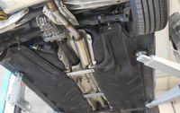 FOX Sportauspuff Vorschalldämpfer Mercedes A-Klasse 176 - 4-matic 2.0l 155kW Bild 2