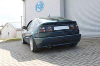 FOX Sportauspuff VW Corrado 16V/ VR6 - 115x85 Typ 44 Bild 2
