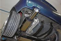 FOX Sportauspuff VW Corrado 16V/ VR6 - 115x85 Typ 44 Bild 5