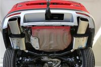 FOX Duplex Sportauspuff VW Golf 7 Variant 2,0l TDI 110kW 4-Motion Alltrack - 145x65 Typ 59 rechts/links Bild 8