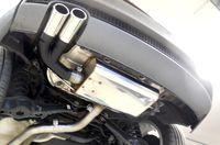 FOX  Sportauspuff Audi A3 8V  - S-Line 1,8l 132kW einseitig - 2x80 Typ 16 Bild 3