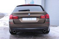 FOX Duplex Sportauspuff BMW F10/F11 535d 3,0l D 220/230kW einflutig - 1x100 Typ 16 rechts/links Bild 3