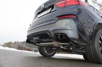 FOX Duplex Sportauspuff BMW X4 F26 - 35i 3,0l 225kW - 2x90 Typ 25 rechts/links Bild 5