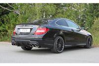 Fox Duplex Sportauspuff Mercedes C-Klasse Coupe 6 Zylinder - C204 AMG-Paket - 2x115x85 Typ 32 rechts/links 3,5l 225kW 3,0l D 195kW Bild 5