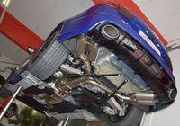 FRIEDRICH MOTORSPORT Vorschalldämpfer Ersatzrohr 2x76mm Audi RS6 4G Avant Quattro ab Bj. 02/2013 - 4.0l TFSI 412kW Bild 2