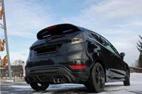 FOX Sportauspuff Fiesta 7 1,6l 99kW - 2x80 Typ 25 Bild 7