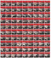 FRIEDRICH MOTORSPORT Duplex Komplettanlage 76mm Audi A3 8V Limousine Frontantrieb ab Bj. 2013 2.0l TDI 110/135kW - Endrohrvariante frei wählbar