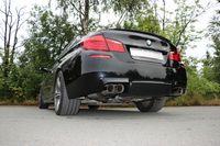 FOX Duplex Sportauspuff BMW F10/F11 M5 4,4l 412kW einflutig - 1x100 Typ 25 rechts/links