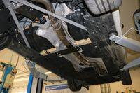FOX Sportauspuff Vorschalldämpfer BMW F32/F33/F36 - 435i M- Packet inkl. Flexstück 2-teilig Bild 2