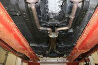 FOX Vorschalldämpfer Ford Mustang Coupe und Cabrio 5,0l 310kW Bild 5