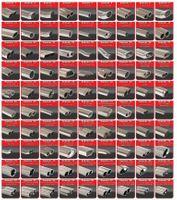 FRIEDRICH MOTORSPORT Duplex Komplettanlage Gruppe A 63,5mm KIA Pro Ceed (ED) Bj. 03/2008-02/2013 3-türer  - Endrohrvariante frei wählbar