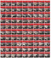 FRIEDRICH MOTORSPORT Duplex Komplettanlage Gruppe A 63,5mm VW Passat CC ab Bj. 2008 (Frontantrieb) - Endrohrvariante frei wählbar
