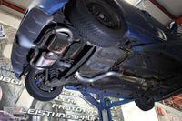 BULL-X Komplettanlage 76mm Opel Corsa D OPC Y-Style