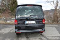 FOX Sportauspuff VW Bus T5/T6 4MOTION 2x88x74 Typ 33 Bild 5