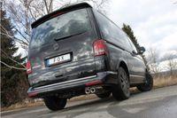 FOX Sportauspuff VW Bus T5/T6 - 2x88x74 Typ 33 Bild 2