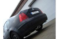 FOX Sportauspuff VW Bora,Variant 4- Motion - 2x76 Typ 12 Bild 3