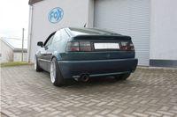 FOX Sportauspuff VW Corrado 16V/ VR6 2.0l 16V 100kW - 1x100 Typ 25